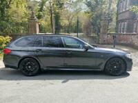 19 PLATE BMW 520i M SPORT TOURING PETROL AUTO 6,629 MILES PRO NAV M PERFORMANCE