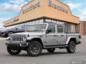 2020 Jeep Gladiator Overland  - Navigation -  Uconnect