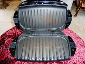 GRILLING MACHINE BY GEORGE FOREMAN