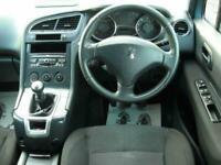 2010 Peugeot 5008 2.0 HDI SPORT 5d 150 BHP MPV Diesel Manual