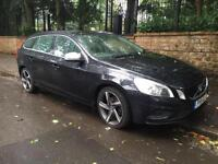 Volvo V60 1.6D DRIVe ( 115ps ) ( s/s ) 2011MY R-Design (2011)