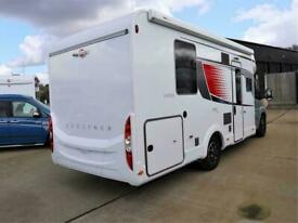 Burstner Lyseo Time T736 Limited Motorhome 140BHP 4 Berth Island Bed