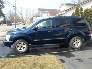 "2004 Dodge Durango ""AS IS"" (FIRM)"