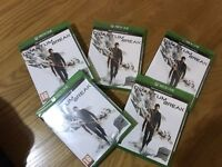 Quantum Break xbox One Brand New Sealed Limited edition + extras