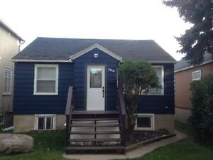 Centrally located Basement Suite w/ Separate Entrance