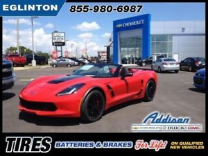 2017 Chevrolet Corvette Grand Sport 2LT2dr Grand Sport Conv w/2L