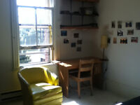 Two Bright Rooms in Mile-end 71/2