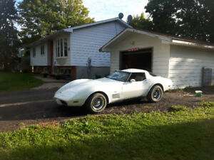 1979 Chevy corvette