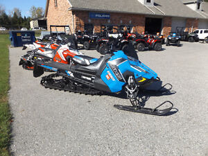 Polaris 800 SKS ES VooDoo blue