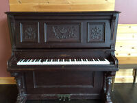 FREE PIANO (located in Sackville NB)