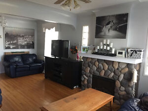 U of A - 2 Bedroom House For Rent - 107 St  & 76 Avenue