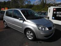 2007 Renault Scenic 1.6 VVT Conquest 5dr