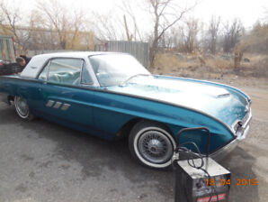 1963 Thunderbird  for sale (hard to find)