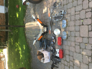 Various Goldwing parts for sale in good condition