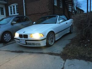 1994 BMW 318ic 5speed E36 convertible