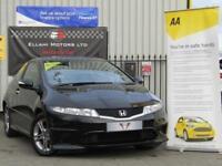 Honda Civic 1.4 I-VTEC Type S I-SHIFT 3 Door Manual Petrol 2011