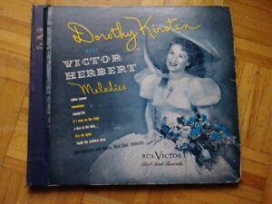 Musique - Dorothy Kirsten, Puccini et autres