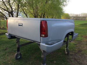 89-98 Chevy/gmc stepside box