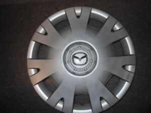 "Genuine Mazda 3 Bk 15"" Inch Wheel Trim Cover Cap Hubcap 2004 Par"