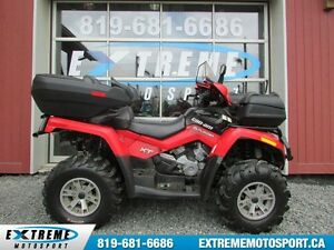 2009 Can-Am Outlander Max 800 XT 44$/SEMAINE
