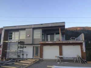 Stunning Brand New Home in Okanagan Falls 10 mins from Penticton