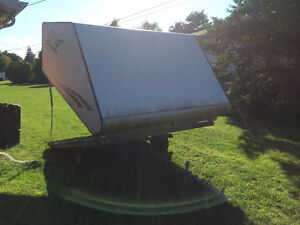 1998 enclosed trailer