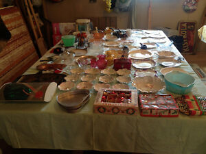 Depression Glass, China bowls, plates, cups & saucers, Spoons Kitchener / Waterloo Kitchener Area image 3