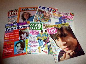 1960s teen magazines