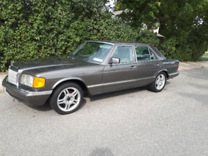 1984 MERCEDES BENZ  300 SD (THE MILLION MILE MOTOR)