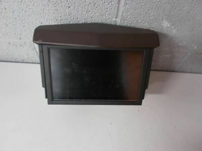 2010 2011 2012 CADILLAC SRX RADIO INFOTAINMENT DISPLAY SCREEN 25968621