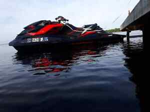 2014 seadoo rxp x 260 0hr supercharger