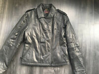 Mulberry women's leather jacket