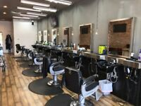 Experienced Barbers/ Hair stylist required  full or Part Time