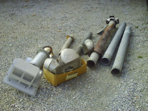 Variety of stove pipe