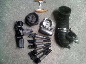 BMW 330Xi Intake Manifold Runner Adjusting Unit