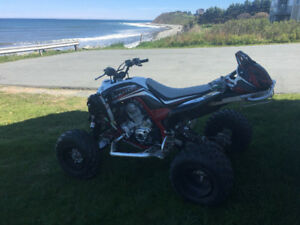 Yamaha Raptor 700R SE- LIKE NEW
