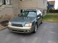 2000 Subaru Outback Familiale