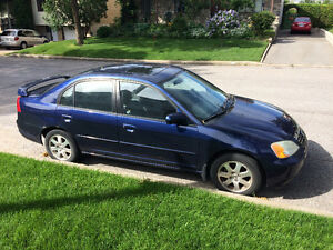 2003 Honda Civic LX-Sport Sedan