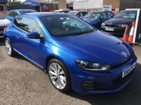 2014 VOLKSWAGEN SCIROCCO GT TSI BLUEMOTION TECHNOLOGY COUPE PETROL