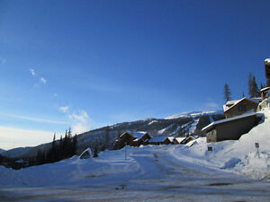 Sun Peaks, BC – Serviced Building Lot