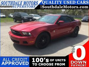 2012 FORD MUSTANG RWD * POWER GROUP * LOW KM * MANUAL *