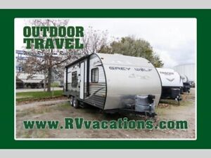 2014 Forest River Cherokee Grey Wolf 25RR