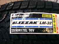 Blizzack 225/50r17 lm-32