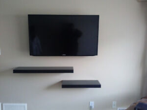 TV installation led lcd plasma sound system installation $50 stc