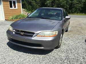 2000 Honda Accord Familiale