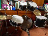 Small drum kit