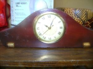 ANTIQUE ELECTRIC MANTLE CLOCK