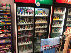 convenience store closing sale-everything must go
