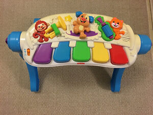 Fisher price musical interactive toy London Ontario image 1