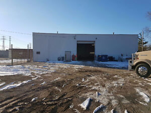 SHOP/WAREHOUSE/YARD &TRUCKING COMPANY FOR SALE W EXCELLENT CVOR